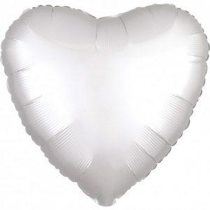 balon-stea-folie-45-cm-satin-white