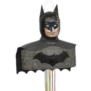 """Pinata """"Batman"""" 35 cm, negru"""