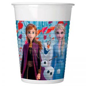 Set 6 pahare party Frozen II 200 ml